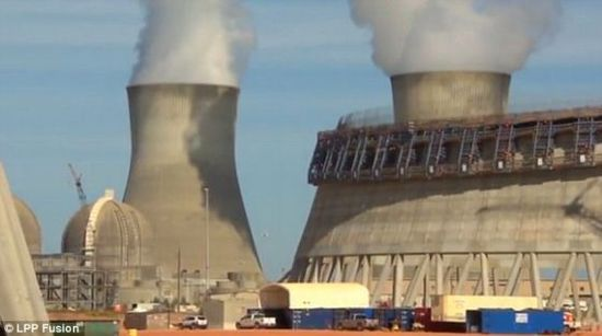 一家核电站。LPP公司指出他们研制的系统不仅能够减少温室气体排放,进而遏制气候变化,同时还能提供不会产生核废物的核电。当前的核电站立基于核裂变,会产生放射性废物并且长久存在。与核裂变相比,核聚变能够提供更清洁能源。