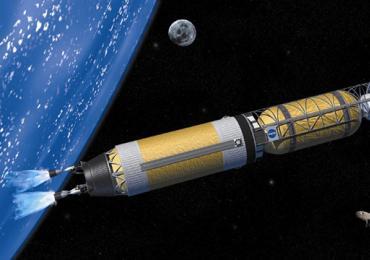 美航空航天局计划开展核动力火箭飞行试验