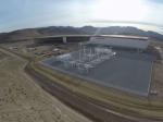 特斯拉超大型锂离子电池工厂目前现状